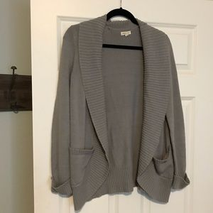 Silence + Noise open cardigan with pockets - Large